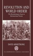 Cover of Revolution and World Order