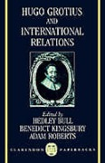 Cover of Hugo Grotius and International Relations