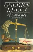 Cover of The Golden Rules of Advocacy
