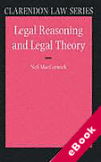 Cover of Legal Reasoning and Legal Theory (eBook)