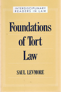Cover of Foundations of Tort Law