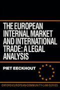 Cover of The European Internal Market and International Trade
