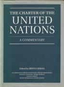 Cover of The Charter of the United Nations: A Commentary