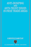 Cover of Anti-dumping and Anti-trust Issues in Free-trade Areas