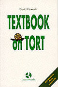 Cover of Textbook on Tort