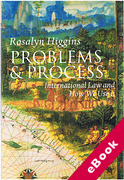 Cover of Problems and Process: International Law and How We Use It (eBook)