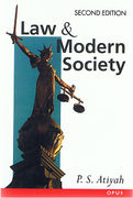 Cover of Law and Modern Society