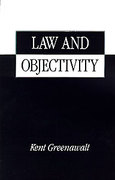 Cover of Law and Objectivity