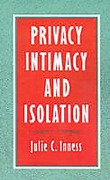 Cover of Privacy, Intimacy and Isolation