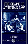 Cover of The Shape of Athenian Law