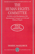 Cover of The Human Rights Committee