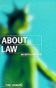 Cover of About Law: An Introduction