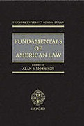 Cover of Fundamentals of American Law