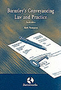 Cover of Barnsley's Conveyancing Law and Practice