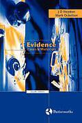 Cover of Evidence: Cases and Materials