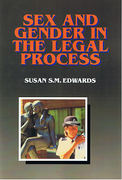 Cover of Sex and Gender in the Legal Process