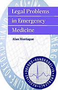 Cover of Legal Problems in Emergency Medicine