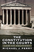 Cover of The Constitution in the Courts