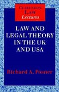 Cover of Law and Legal Theory in the UK and USA