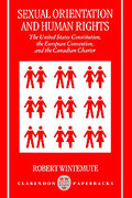 Cover of Sexual Orientation and Human Rights