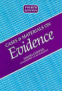 Cover of Cases and Materials on Evidence