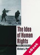 Cover of The Idea of Human Rights  -  Four Inquiries (eBook)