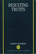 Cover of Resulting Trusts