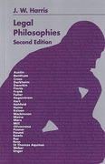 Cover of Legal Philosophies
