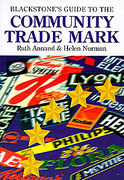 Cover of Blackstone's Guide to the Community Trade Mark