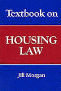 Cover of Textbook on Housing Law