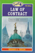 Cover of Swot: Law of Contract