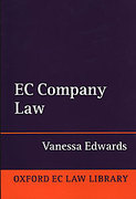 Cover of EC Company Law