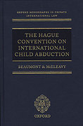 Cover of The Hague Convention on International Child Abduction