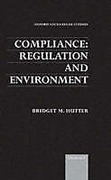 Cover of Compliance, Regulation and Environment