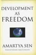 Cover of Development as Freedom