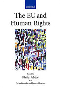 Cover of The EU and Human Rights
