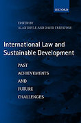 Cover of International Law and Sustainable Development: Past Achievements and Future Challenges