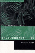 Cover of A Reader in Environmental Law