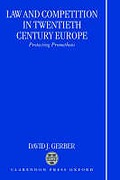 Cover of Law and Competition in Twentieth Century Europe