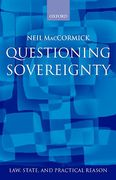 Cover of Questioning Sovereignty