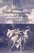 Cover of Justice and Punishment