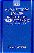 Cover of EC Competition Law and Intellectual Property Rights: The Regulation of Innovation