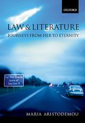 Cover of Law and Literature: Journeys from Her to Eternity