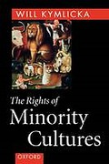 Cover of The Rights of Minority Cultures