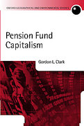 Cover of Pension Fund Capitalism