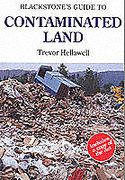 Cover of Blackstone's Guide to Contaminated Land