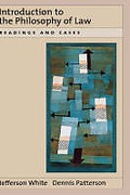 Cover of Introduction to the Philosophy of Law: Readings and Cases