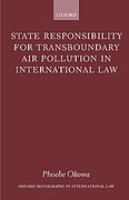 Cover of State Responsibility for Transboundary Air Pollution