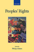 Cover of Collected Courses of the Academy of European Law: Vol 9, No.2. Peoples' Rights