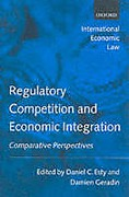 Cover of Regulatory Competition and Economic Integration: Comparative Perspectives